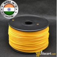 1.75 mm PLA Filament Yellow