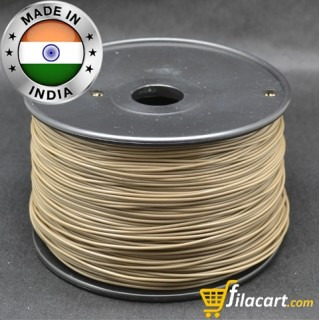 1.75 mm PLA Filament Brown