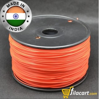 3.00 mm ABS Filament Orange