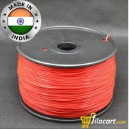 1.75 mm ABS Filament Red