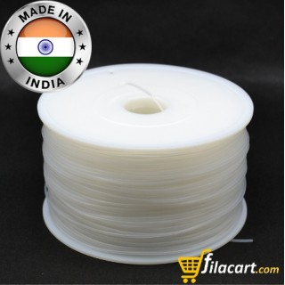 1.75 mm ABS Filament White/Natural